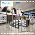 beauty cosmetic display racks cheapest factory price for decoration