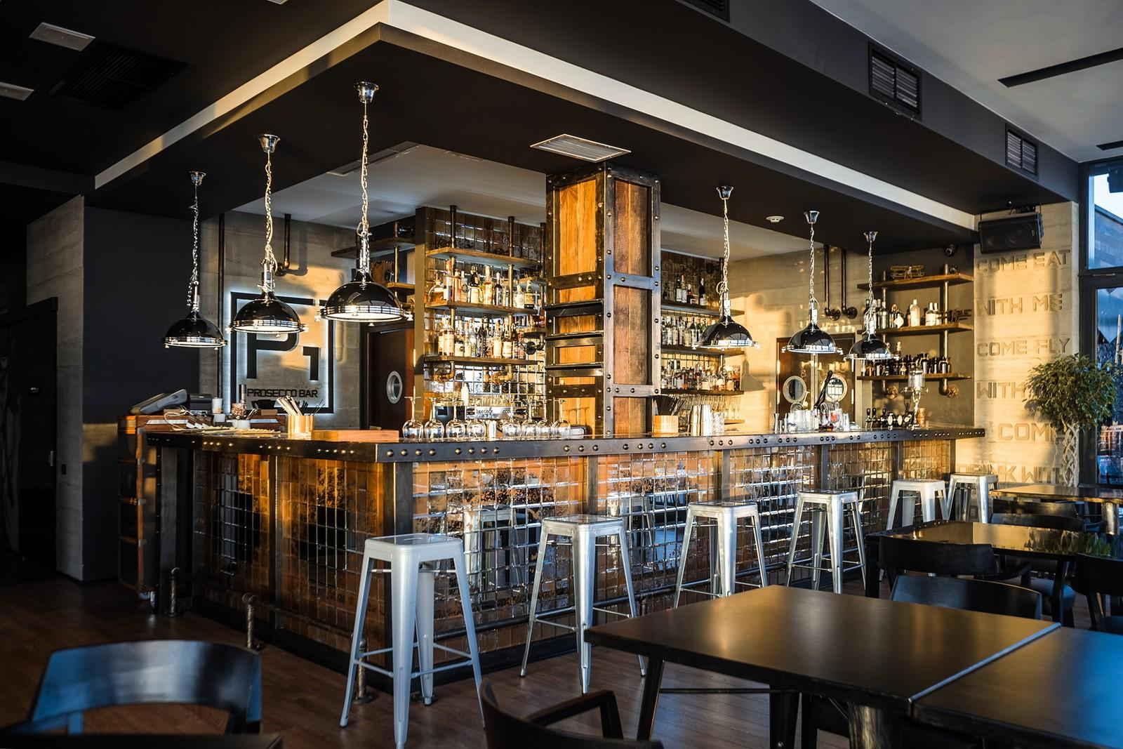 OUYEE small cafe design ideas at discount for bar-1