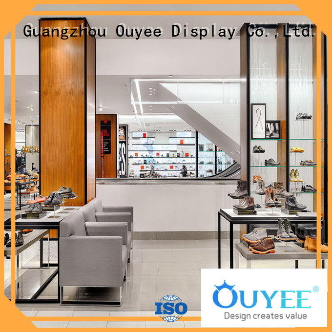 OUYEE high-quality handbag display ideas popular for business