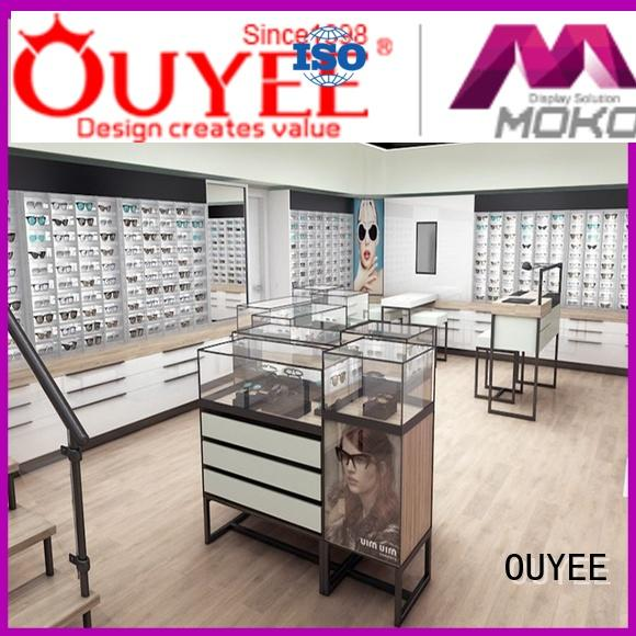 OUYEE universal fixture displays for chain shop
