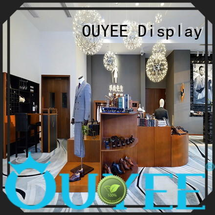 garment display stand high-end for wholesale OUYEE