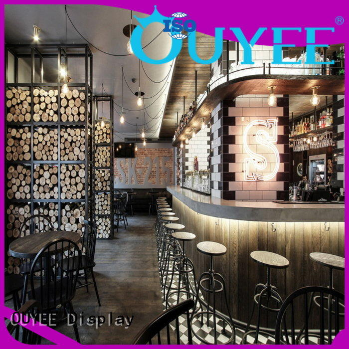 OUYEE best design used coffee shop equipment factory price for bar