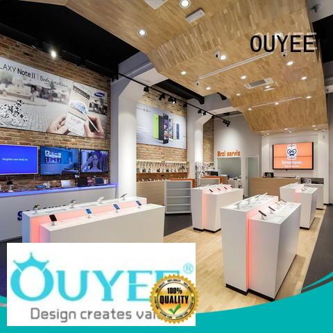 repair decoration designs phone repair kiosk OUYEE Brand