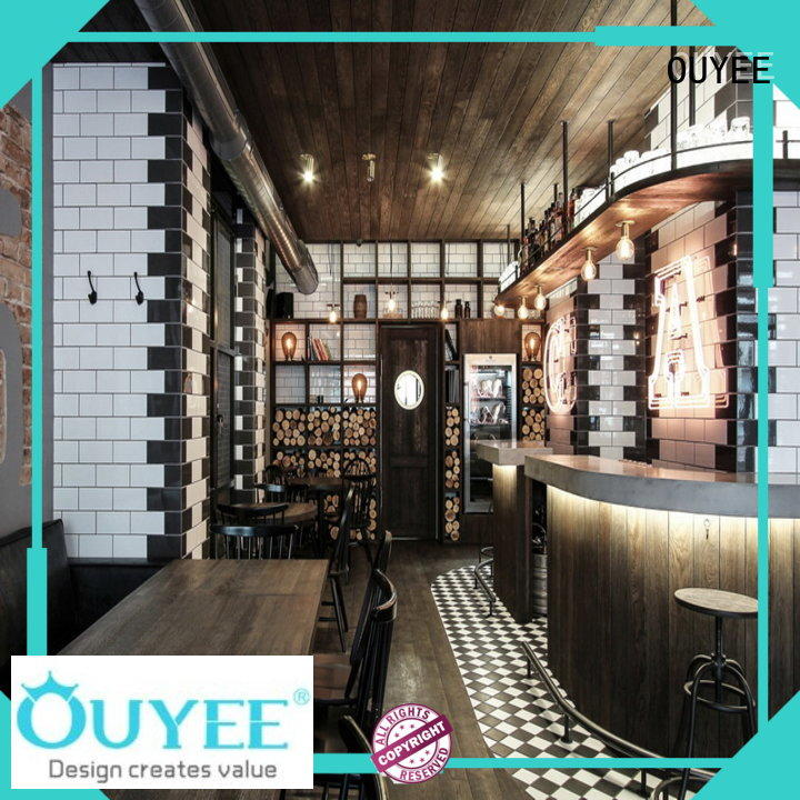 OUYEE Brand commercial coffee coffee shop design sale factory