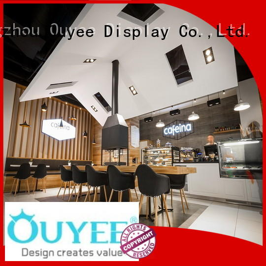 restaurant shop stand kiosk coffee shop OUYEE Brand