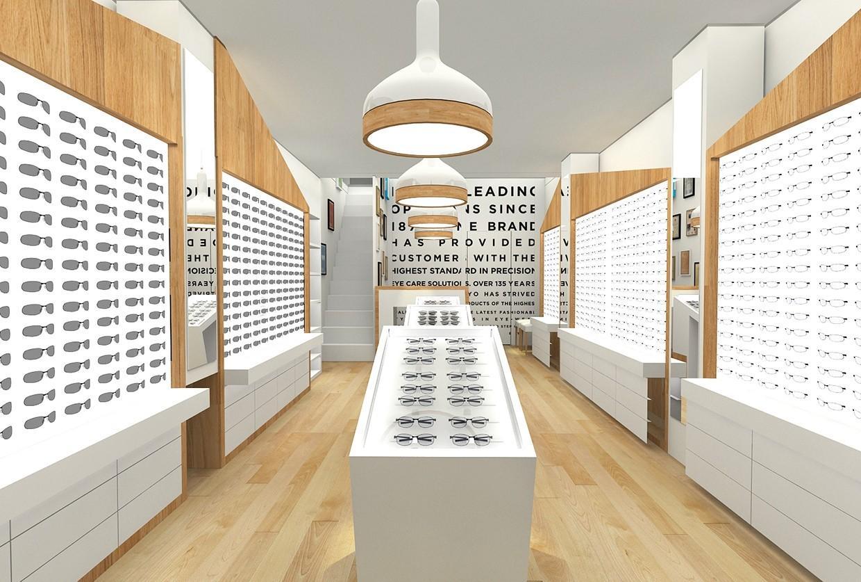 OUYEE popular optical shop equipment wooden for supplier-2