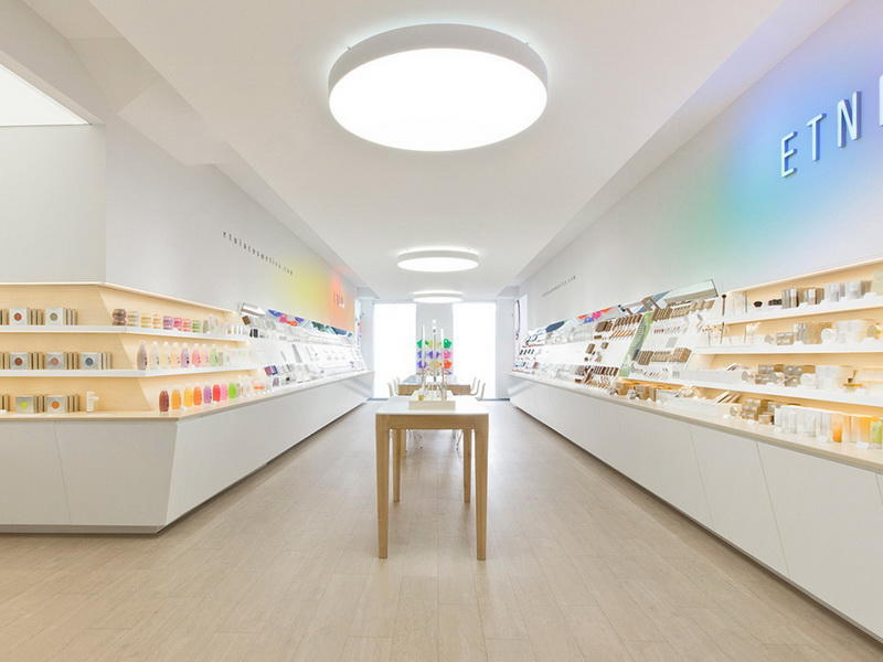 Fragrances Shop Essence Perfume Stand OY-PFD002