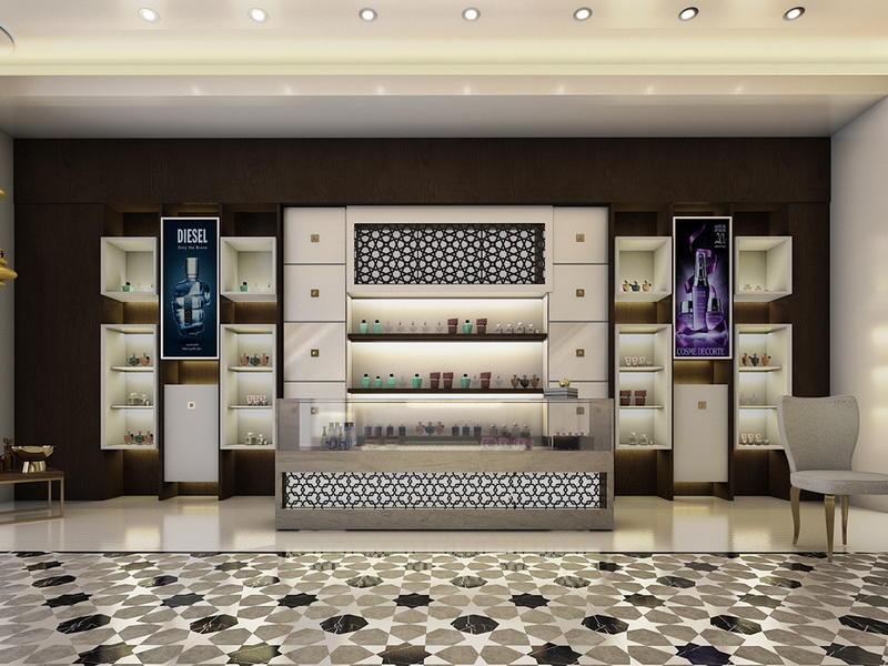 Perfume Display Stand OY-PFD006