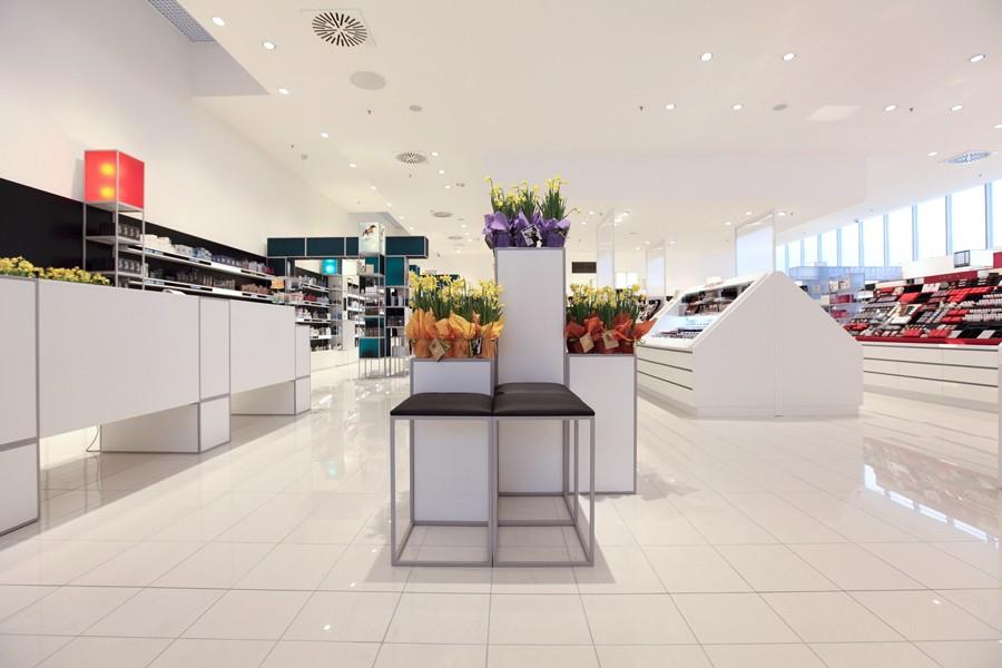 durable perfume shop design custom for supermarket OUYEE-6