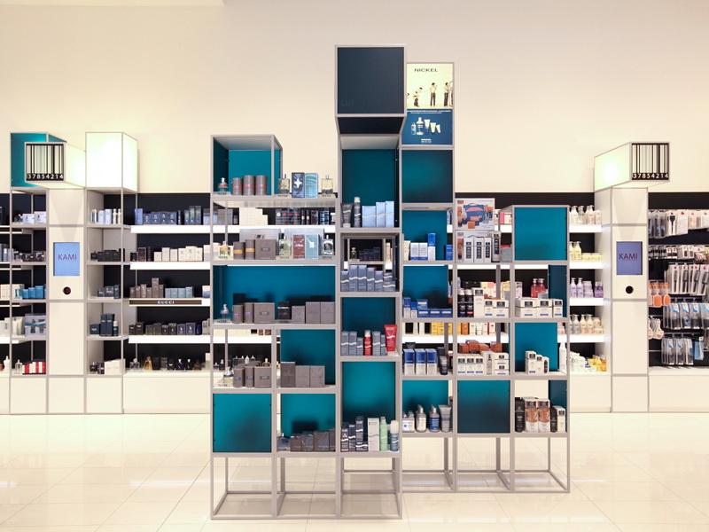 durable perfume shop design custom for supermarket OUYEE-7