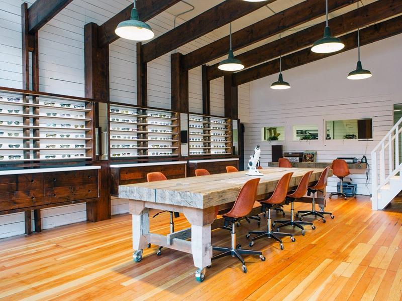 Optical Shop Counter Design OY-OSD010