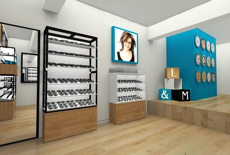 OUYEE popular optical shop equipment wooden for supplier-5