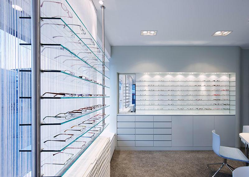 Optical Shop Interior Design OY-OSD013