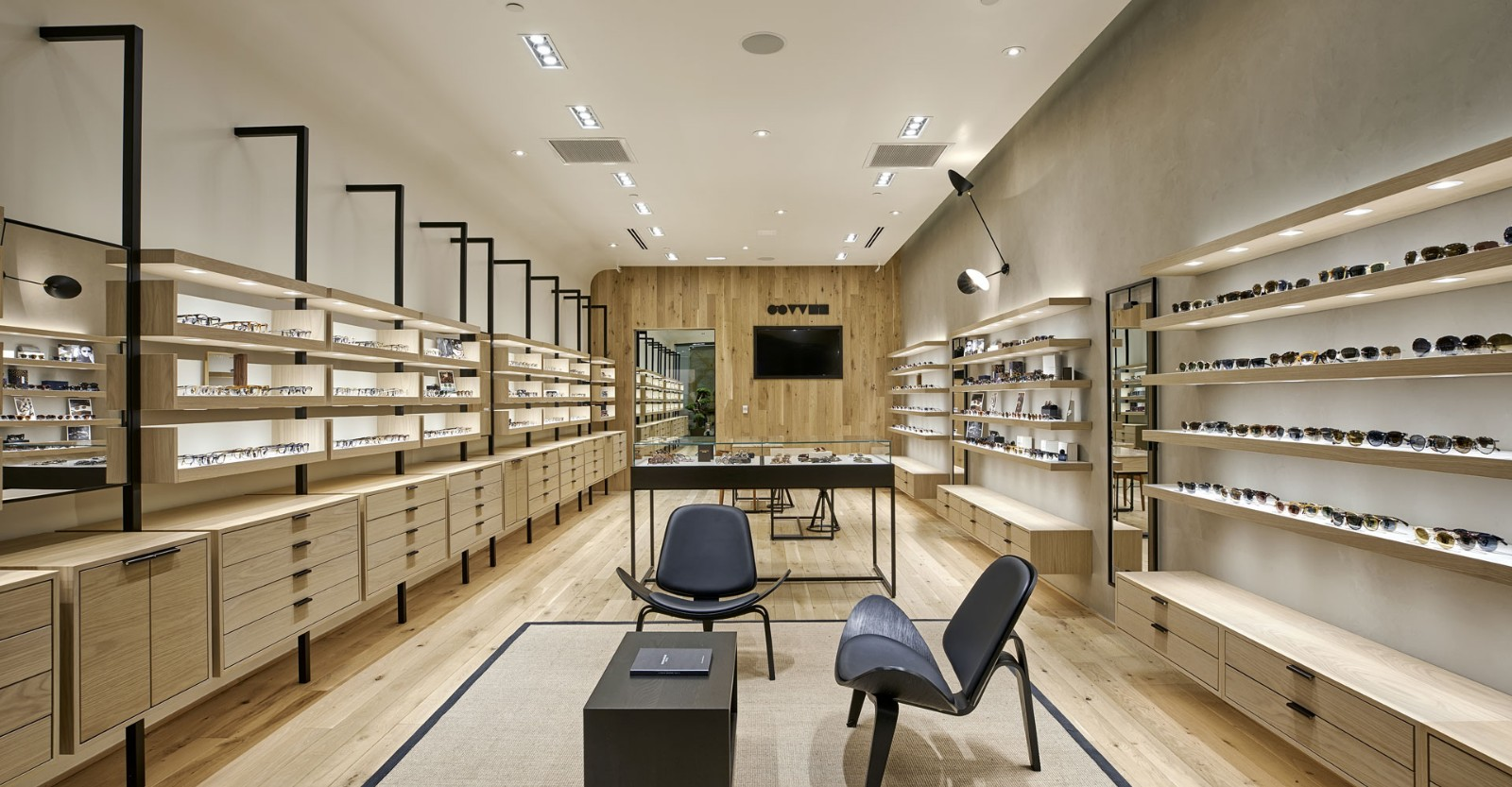 high quality frame displays for eyeglasses top brand for store OUYEE-4