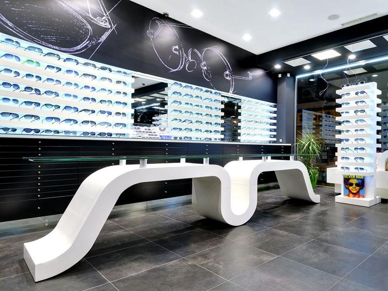 Optical Shop Decoration OY-OSD029