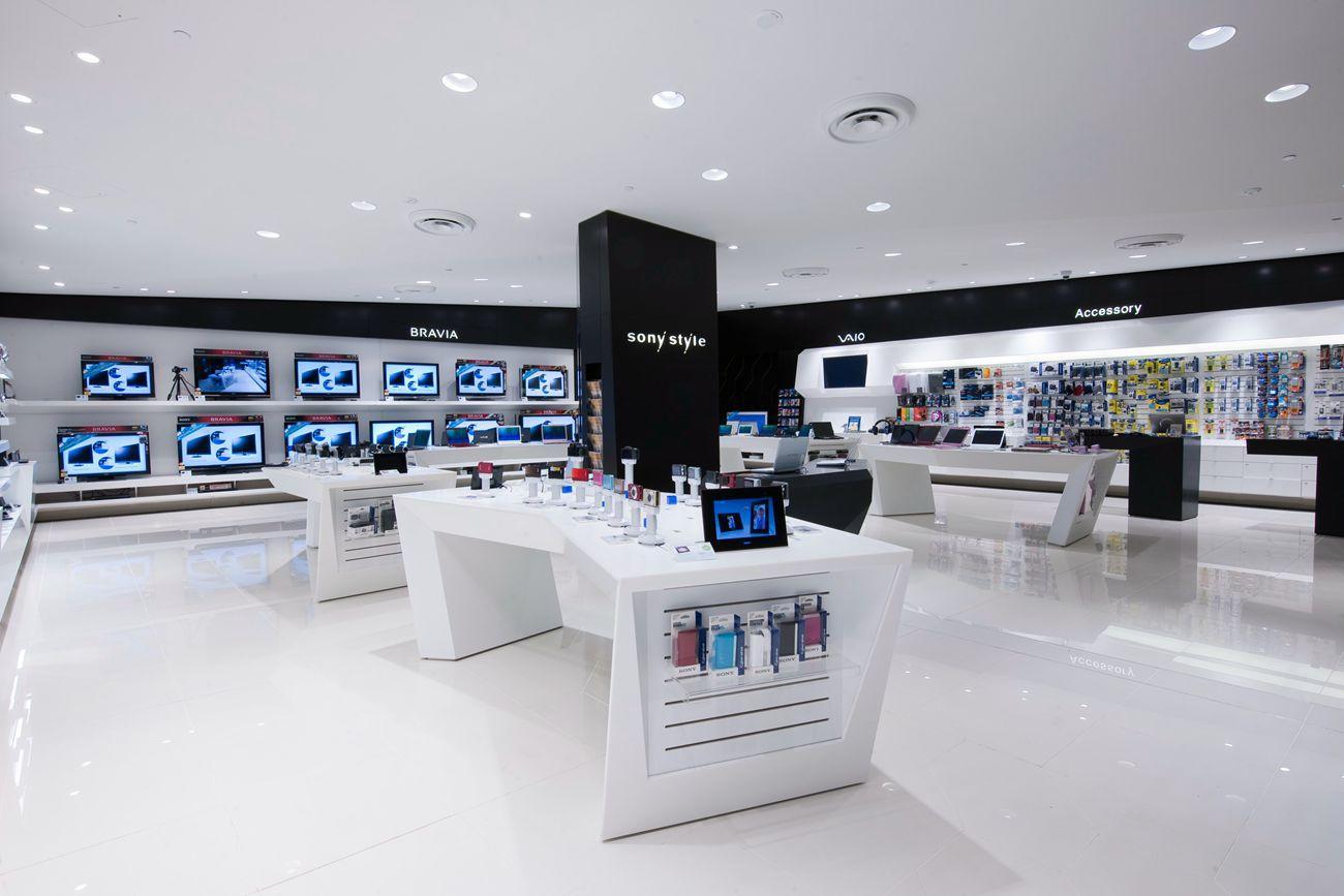 phone repair kiosk fixtures showcase Warranty OUYEE
