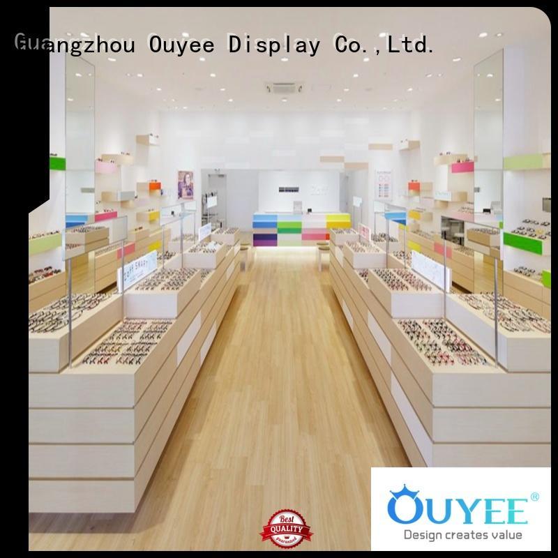 shop counter sale optical displays displays OUYEE