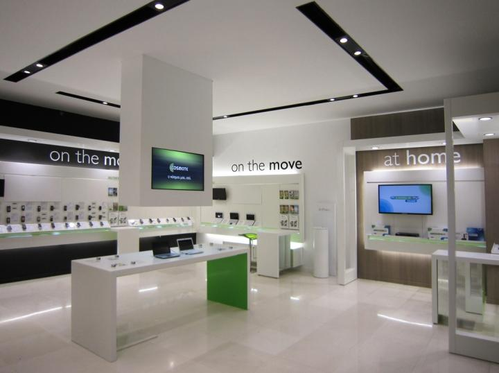 OUYEE top selling cell phone store fixtures displays showcase for decoration-1