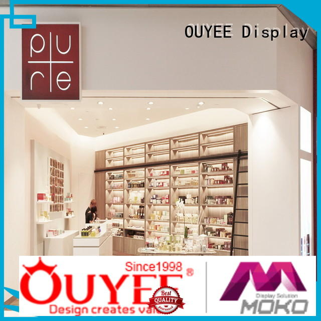 OUYEE funky style shop counter design bulk production for store