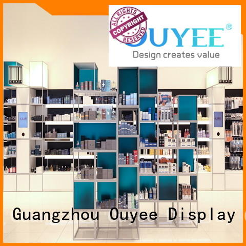 durable display case for perfume bottles custom for store OUYEE