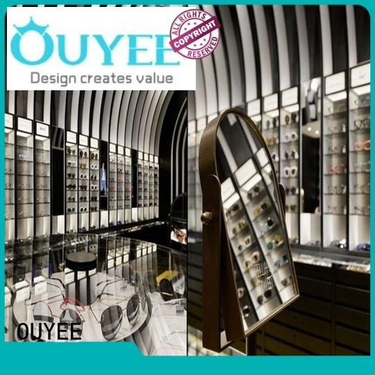 optical shop design layout high quality OUYEE