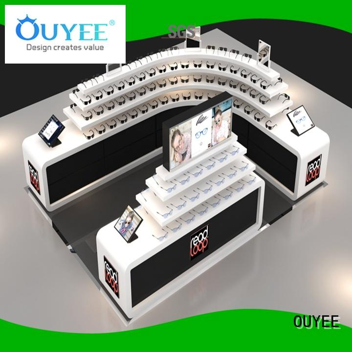 OUYEE popular sunglass display stand for wholesale for supplier