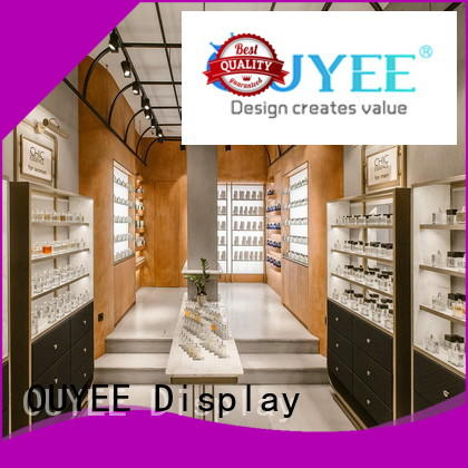 chic design retail display furniture at discount for store OUYEE