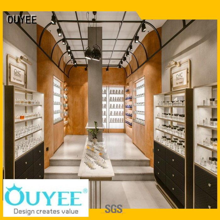 perfume rack stand store shopping Bulk Buy retail OUYEE