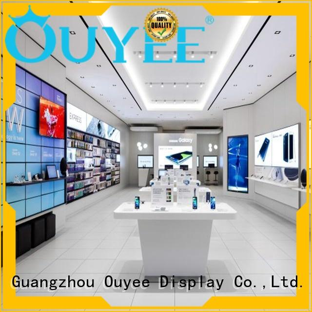 plywood mobile shop interior design ideas free delivery for electronics
