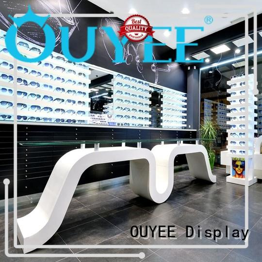 hot-sale sunglass display stand for wholesale for chain shop OUYEE