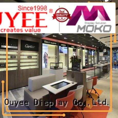 universal optical display shelves at discount for supplier OUYEE