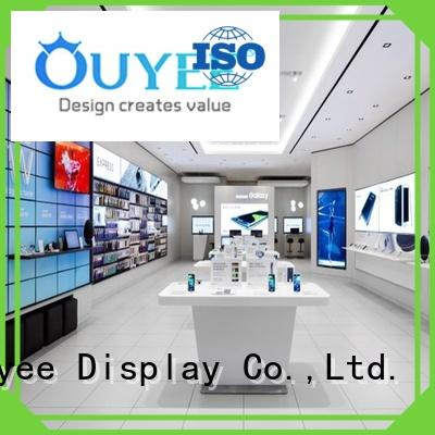 OUYEE mobile counter design fast installation for decoration