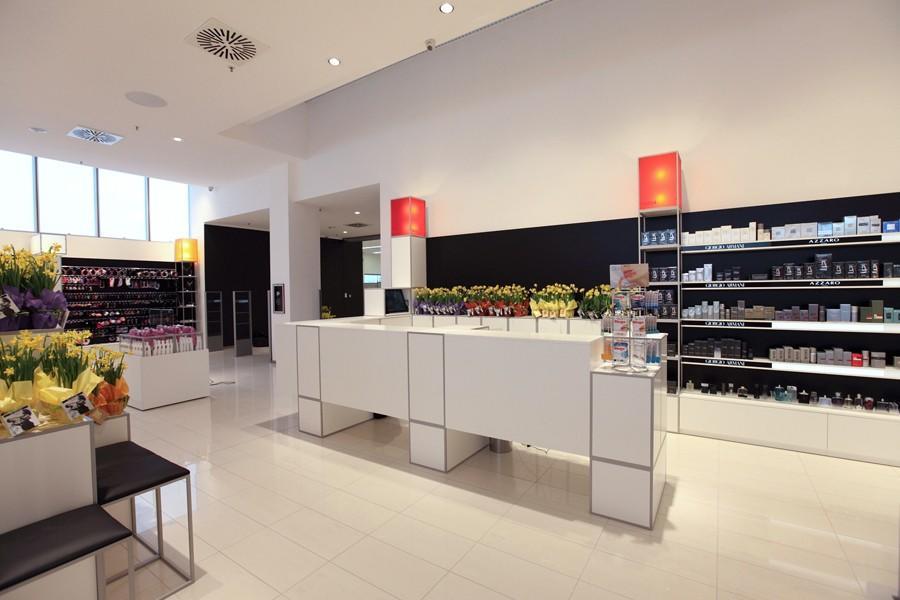 durable perfume shop design custom for supermarket OUYEE-3