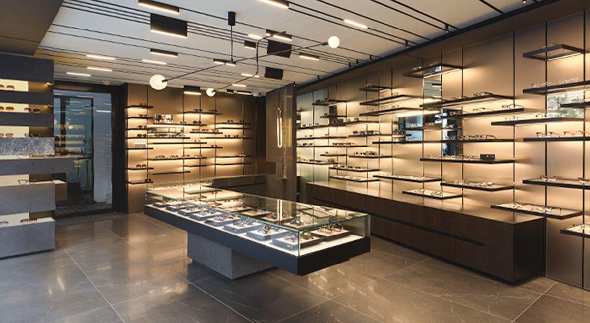 popularoptical frame displays wooden at discount for shop-3