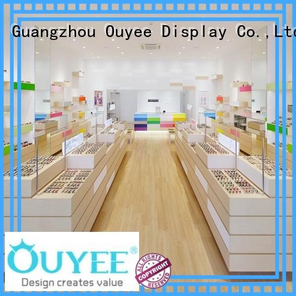 wood optical ideas optical displays rods OUYEE