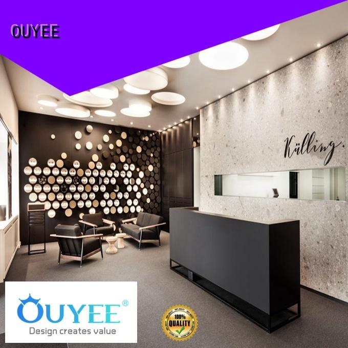OUYEE wooden optical display cases highly-rated