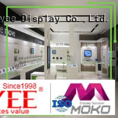 top brand mobile shop design ideas fast installation for electronics