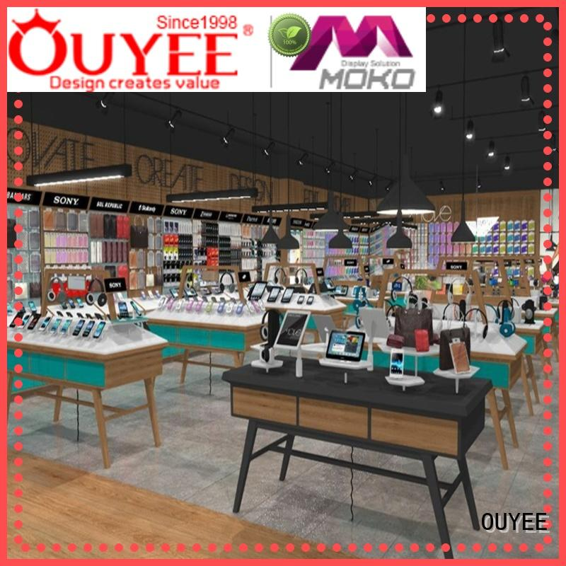 top brand mobile shop decoration plywood supplier for decoration
