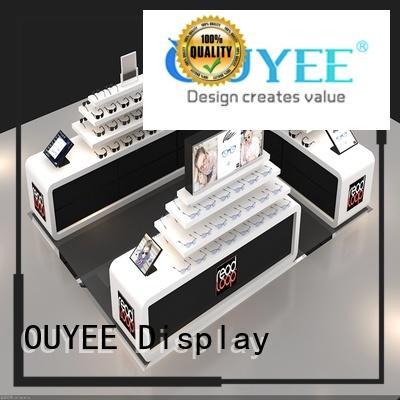 eyeglass display stand glass optical displays OUYEE Brand