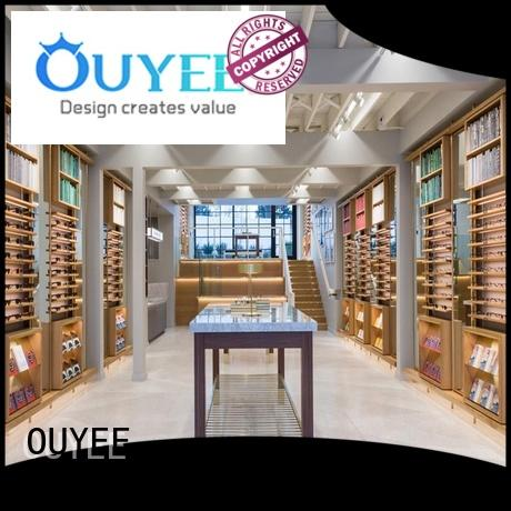 high quality eyewear cabinet top brand for shop OUYEE