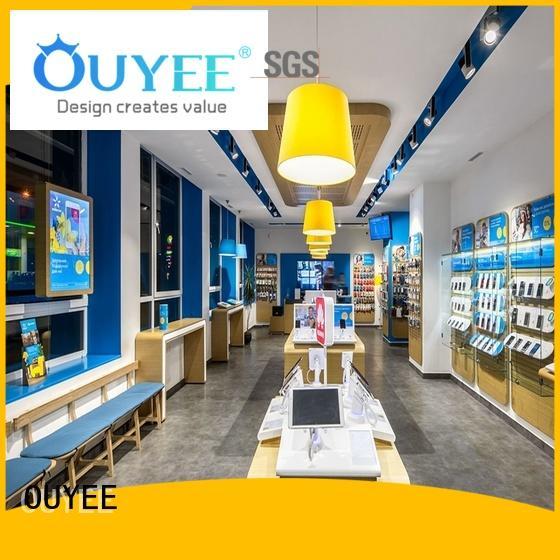 OUYEE Brand shop phone repair kiosk computer supplier