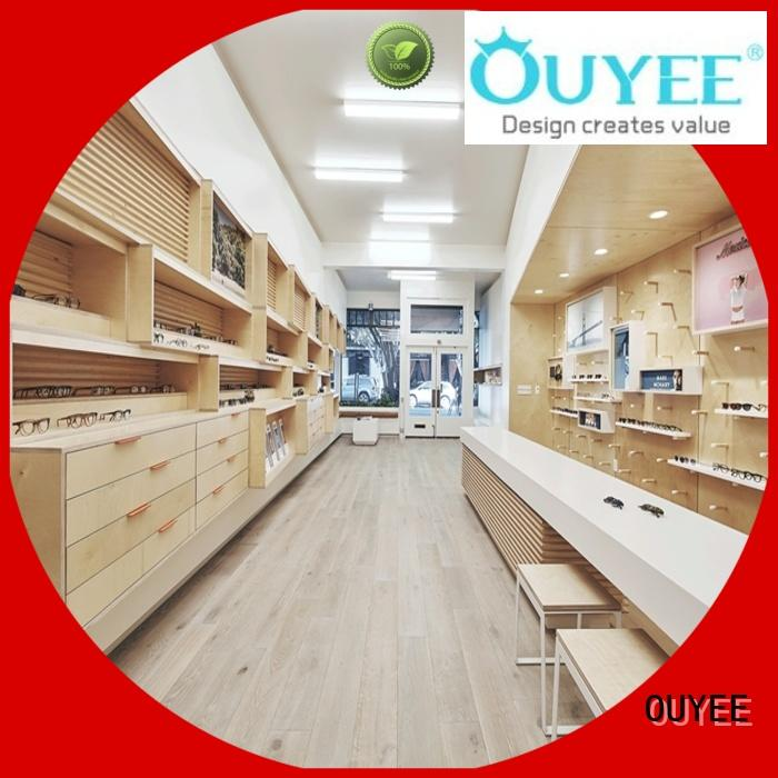 sunglass display stand top brand for shop OUYEE