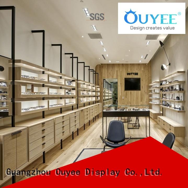 eyeglass display box high quality for chain shop OUYEE