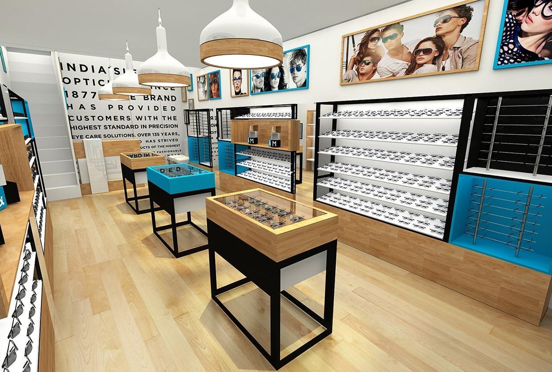 OUYEE popular optical shop equipment wooden for supplier-3