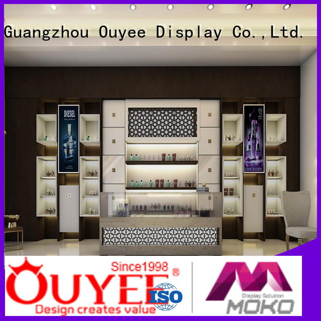 OUYEE chic design perfume storage organizer by bulk for decoration