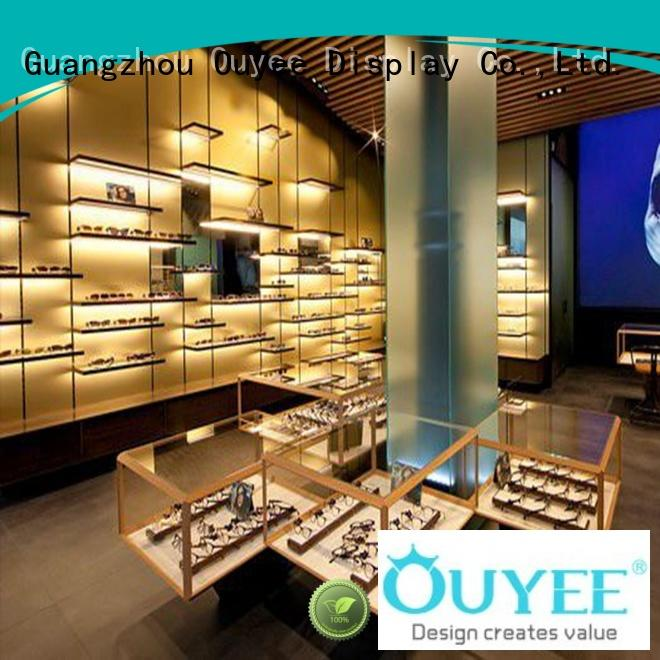 OUYEE universal optical display ideas factory for chain shop
