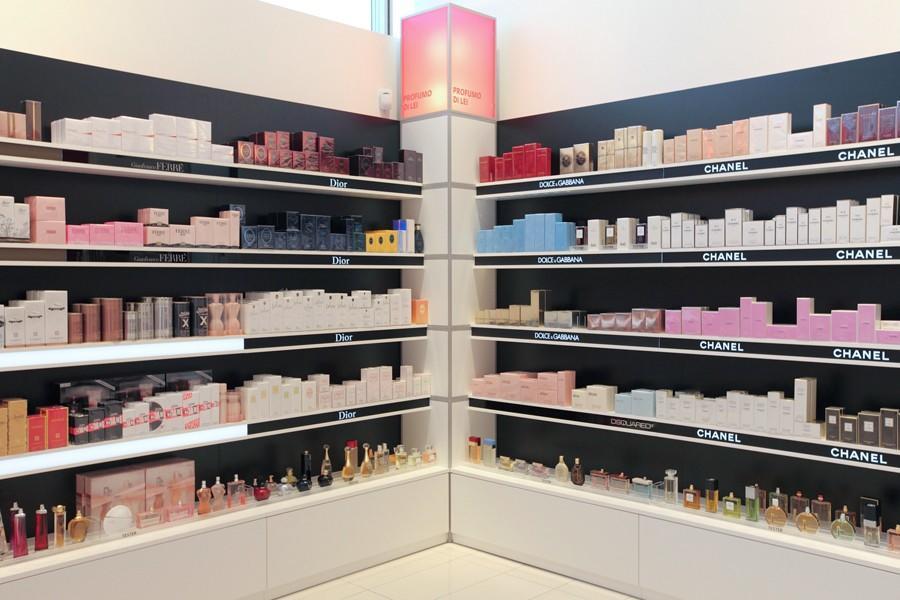 durable perfume shop design custom for supermarket OUYEE-1
