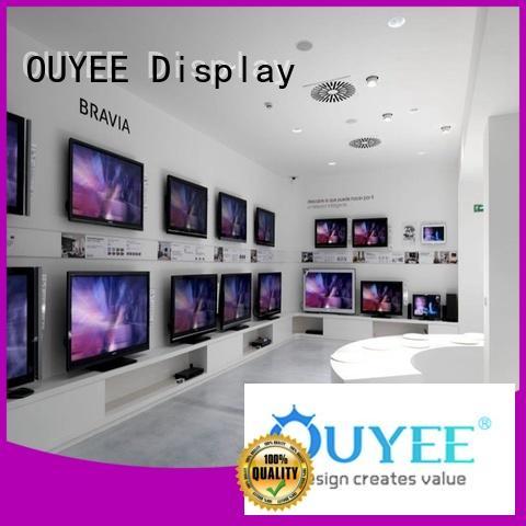 furniture interior mobile store phone repair kiosk OUYEE Brand
