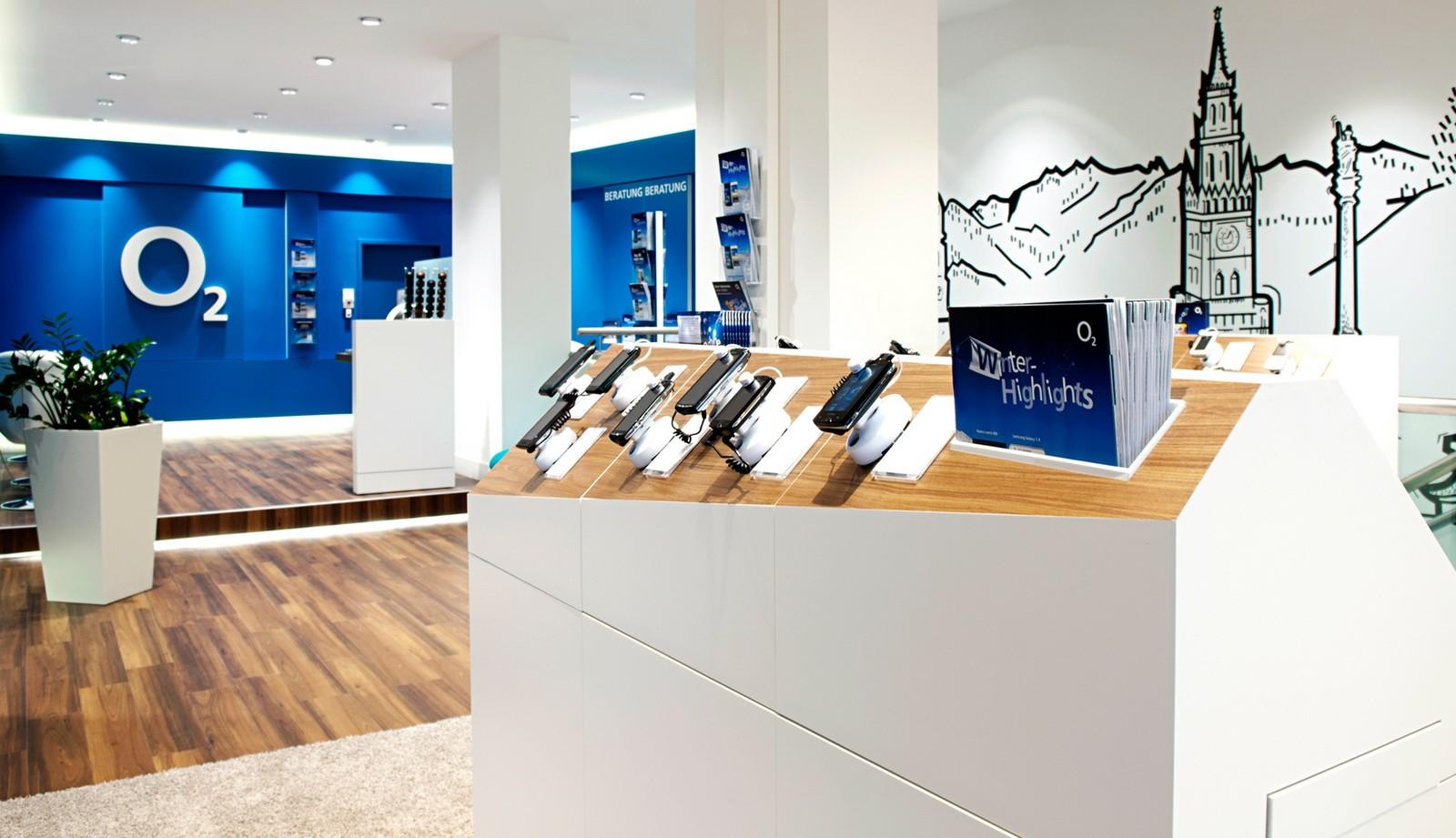 showcase mobile store designs bulk production for electronics OUYEE-1